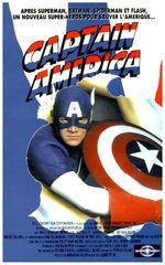 Affiche Captain America