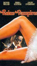 Affiche Les Contes de la Crypte : La Reine des Vampires