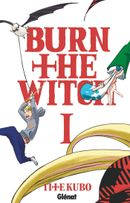 Couverture Burn the Witch