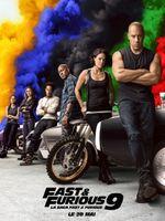 Affiche Fast & Furious 9