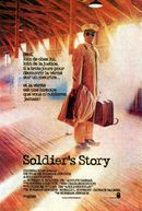 Affiche Soldier's Story