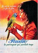 Affiche Paulie, le perroquet qui parlait trop