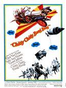Affiche Chitty Chitty Bang Bang