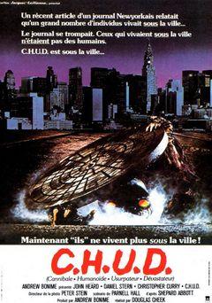Affiche C.H.U.D.