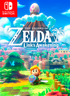 Jaquette The Legend of Zelda: Link's Awakening