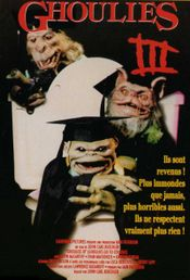 Affiche Ghoulies III