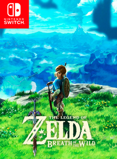 Jaquette The Legend of Zelda : Breath of the Wild