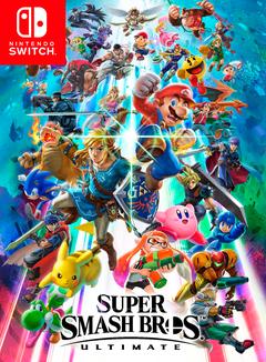 Jaquette Super Smash Bros. Ultimate