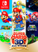 Jaquette Super Mario 3D All-Stars