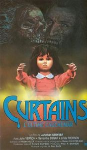 Affiche Curtains : L'ultime cauchemar