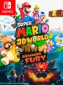 Jaquette Super Mario 3D World + Bowser's Fury