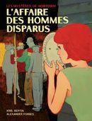 Couverture L'Affaire des hommes disparus - Les Mystères de Hobtown, tome 1
