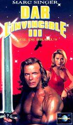 Affiche Dar l'Invincible III : L'Œil de Braxus