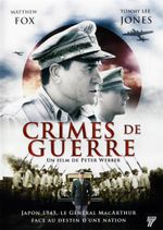 Affiche Crimes de guerre
