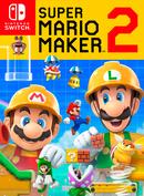 Jaquette Super Mario Maker 2
