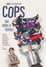 Affiche Cops - Una banda di poliziotti