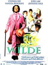 Affiche Oscar Wilde