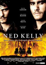Affiche Ned Kelly