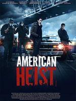 Affiche American Heist