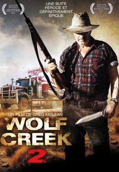 Affiche Wolf Creek 2
