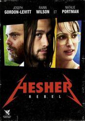 Affiche Hesher