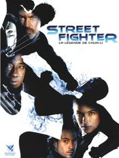 Affiche Street Fighter : La Légende de Chun-Li