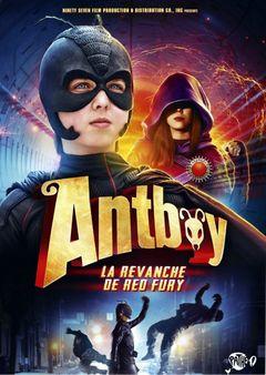 Affiche Antboy : La Revanche de Red Fury