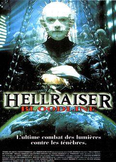Affiche Hellraiser : Bloodline