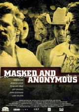 Affiche Masked and Anonymous