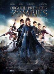 Affiche Orgueil & Préjugés & Zombies