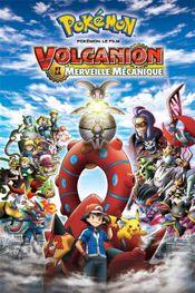 Affiche Pokémon, le film : Volcanion et la merveille mécanique