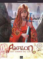 Couverture Avalon : Les Dames du lac