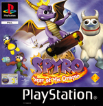 Jaquette Spyro : Year of the Dragon