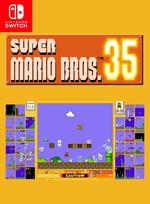 Jaquette Super Mario Bros. 35
