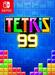 Jaquette Tetris 99