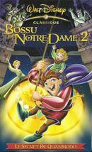 Affiche Le Bossu de Notre-Dame 2 : Le Secret de Quasimodo