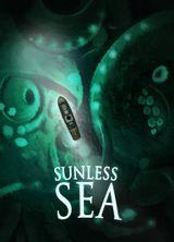 Jaquette Sunless Sea