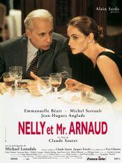 Affiche Nelly et Mr. Arnaud