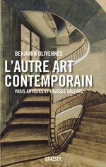 Couverture L'Autre Art contemporain
