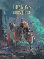 Couverture La Piste de Santa Fé - Les Dragons de la frontière, tome 1