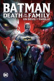 Affiche Batman : Un deuil dans la famille