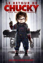 Affiche Le Retour de Chucky