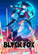 Affiche Black Fox