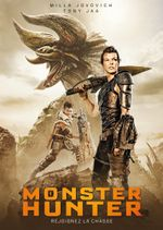 Affiche Monster Hunter
