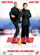 Affiche Rush Hour 2