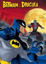 Affiche Batman contre Dracula