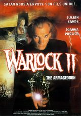 Affiche Warlock II : The Armageddon
