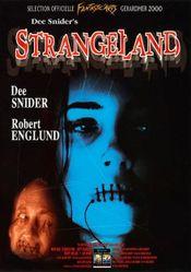 Affiche Strangeland