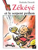 Couverture Zékéyé et le Serpent python