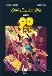 Couverture Génération Jeu Vidéo Années 90, tome 2